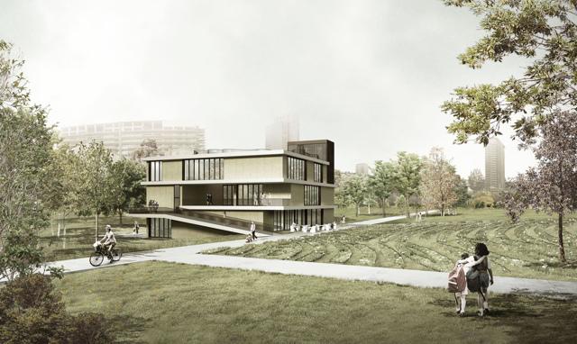 Milano isola garibaldi il concorso per il centro civico for Concorsi di architettura