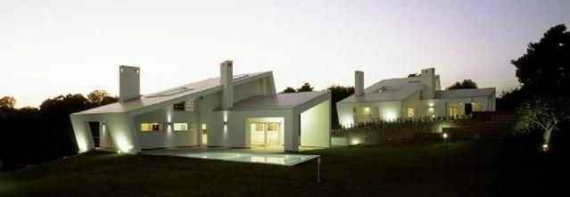 Svelati i vincitori di romarchitettura 5 premiate le for Piccole case di architettura moderna