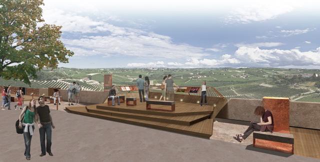 Muri e territori del vino nuove idee per il paesaggio Idee architettura