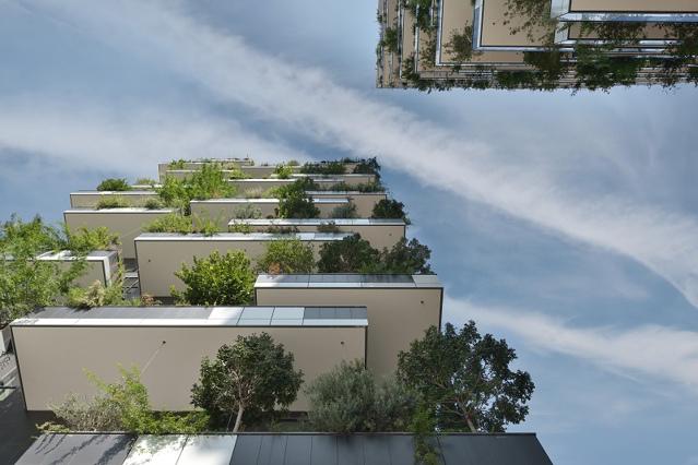Bosco verticale di boeri vince l 39 international highrise for Bosco verticale architetto
