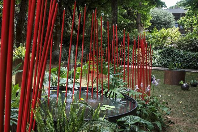 Designer artisti e architetti del paesaggio per il primo for Architettura giardini