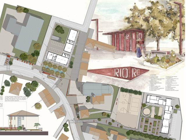 Trait d 39 union si aggiudica il concorso per la for Concorsi di architettura