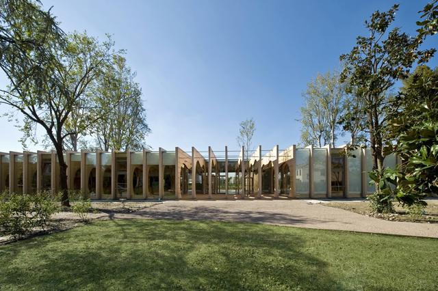 Esempi di edilizia scolastica le innovazioni made in for Progetti di edilizia eco friendly