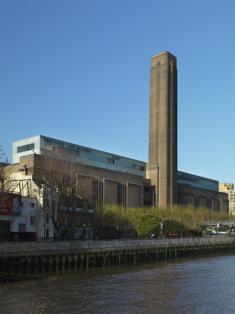 Herzog de meuron completano la nuova tate modern di for Tate gallery di londra