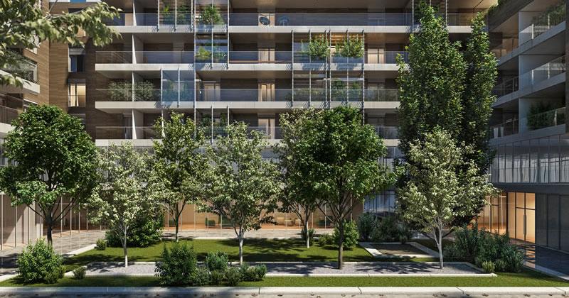 Giardini d 39 inverno il cantiere che riqualificher via pirelli for Lavoro architetto milano
