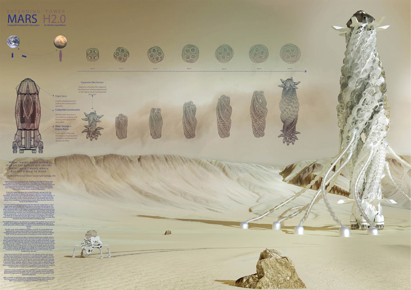 Marstopia proposte eleganti e utopiche per un for Architettura vernacolare