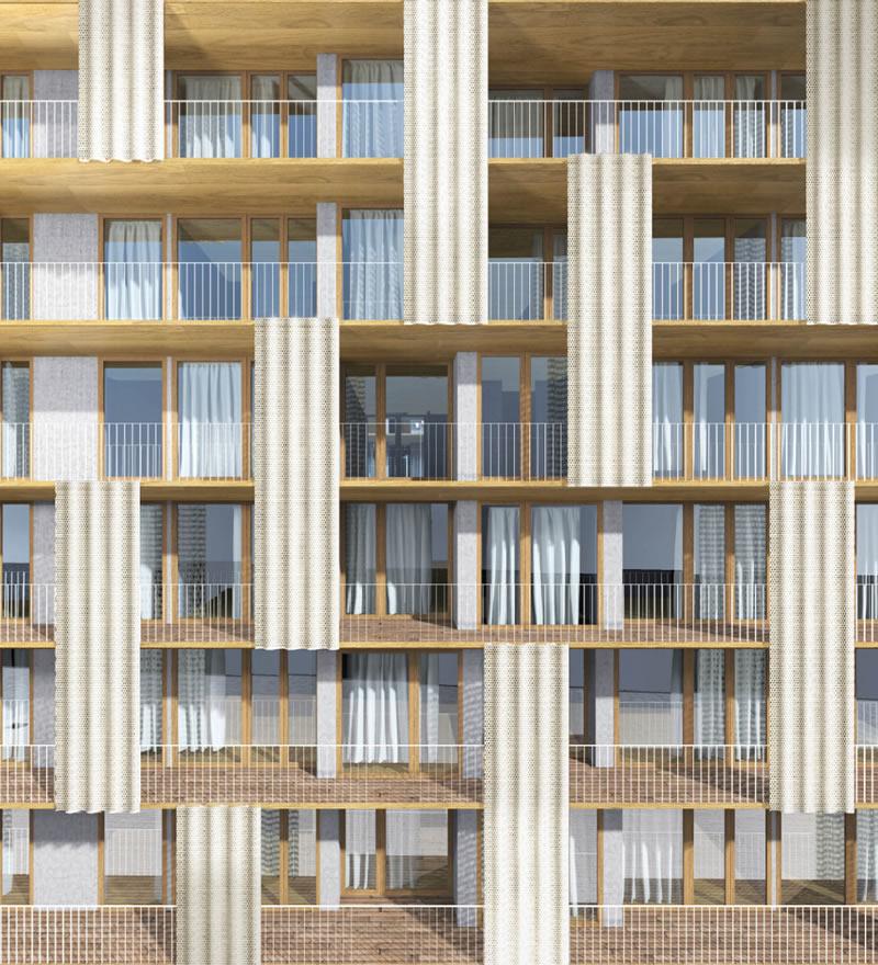 House in milanosesto lo studio 02arch vince con una for Piccole planimetrie a concetto aperto