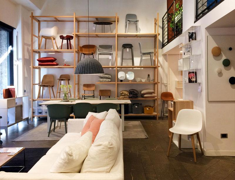 Regali di natale shopping a milano: 5 indirizzi per gli architetti