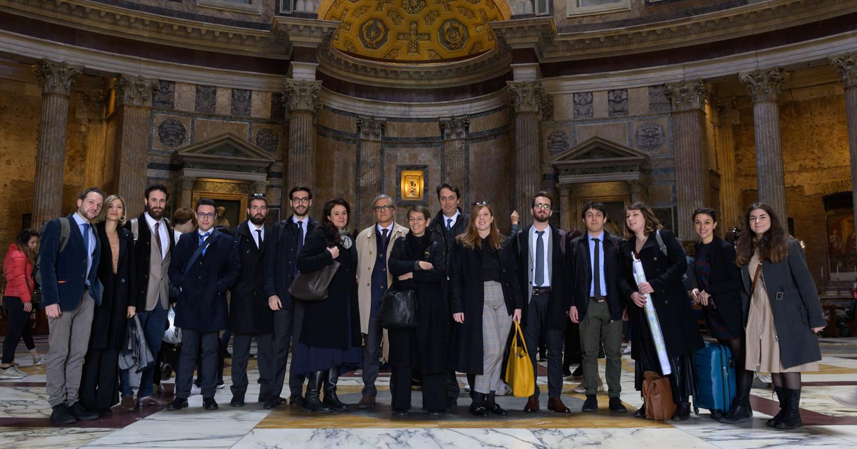 Roma, G124: i 12 giovani borsisti sostenuti da Renzo Piano presentano le aree di intervento