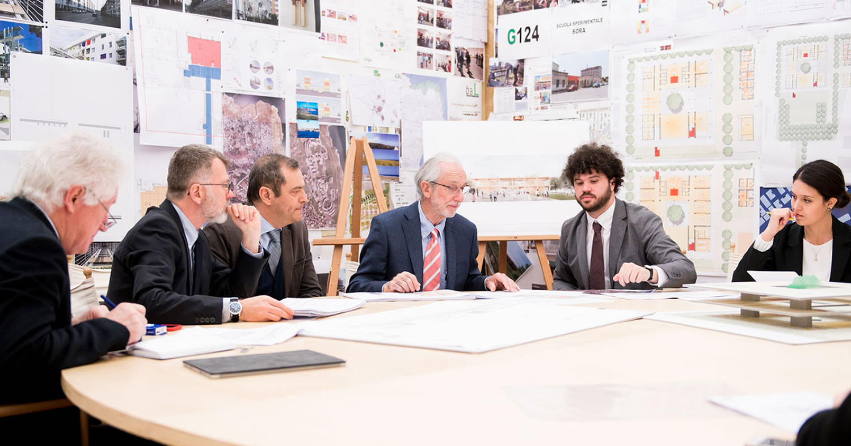 Renzo Piano Nato A sora (fr), scuola-prototipo di renzo piano e g124: ecco a
