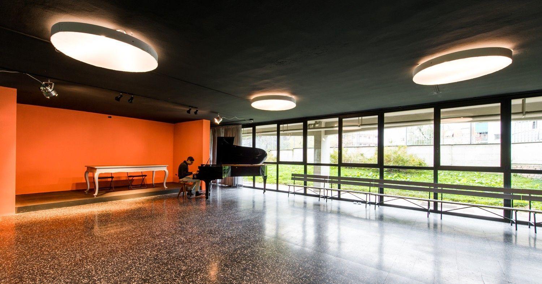 Milano, i tre architetti del G124 rigenerano l'ex scuola di Niguarda con economia circolare, welfare e solidarietà