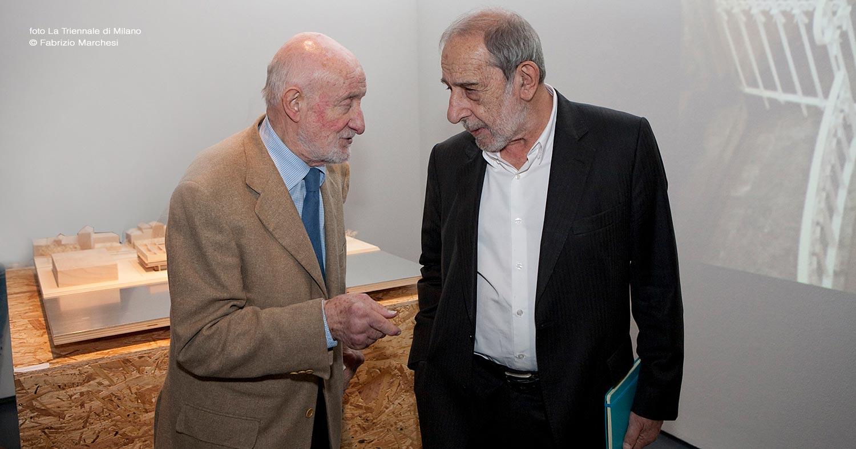 L'ultima intervista a Vittorio Gregotti, dall'amicizia con Álvaro Siza all'antropogeografia