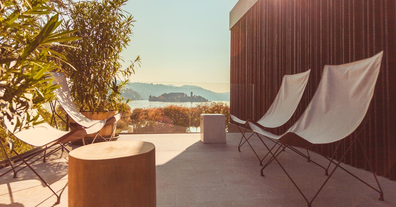 casaFantini, 11 stanze total comfort sul Lago d'Orta
