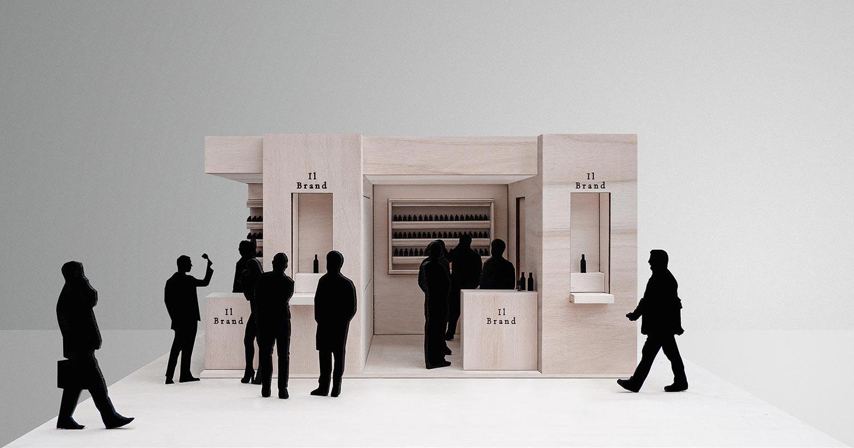 Vinitaly, coppia di architetti under 30 firma l'area espositiva irpina