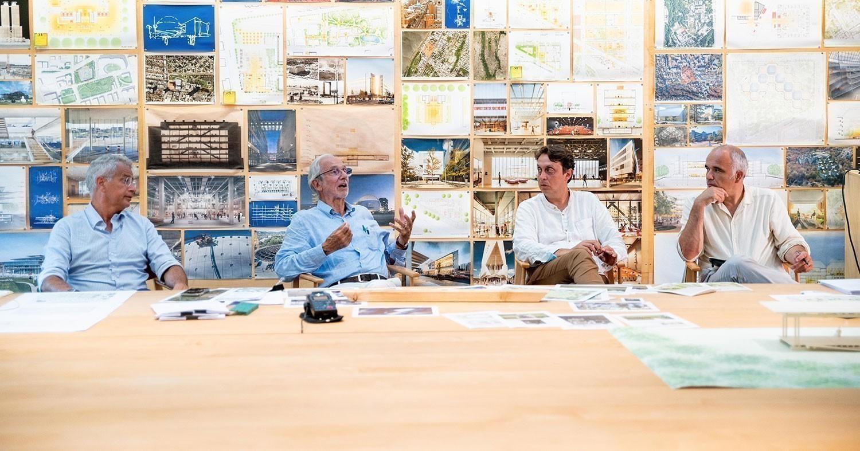 G124 Renzo Piano: i progetti per le periferie crescono a colpi di arte, crowdfunding e spirito comunitario