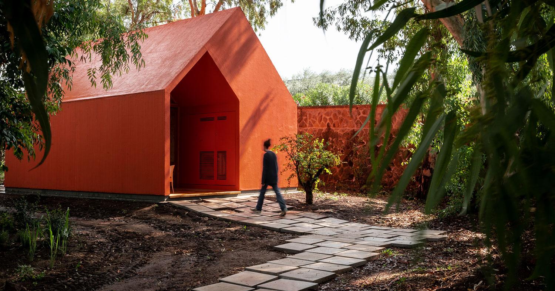 Rebibbia, il G124 di Renzo Piano conclude la «casa dell'affettività» per l'incontro delle detenute con i propri cari