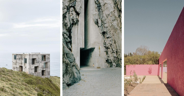 Viaggiare per immagini - podcast. Su Spotify, i primi 3 viaggi attraverso le parole di 3 fotografi di architettura