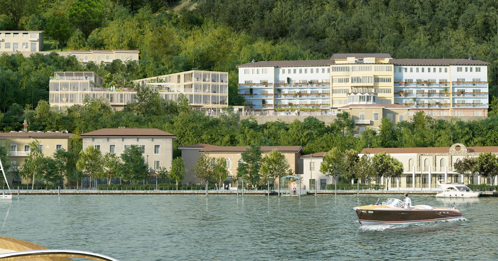 """Lago d'Iseo, Laboratorio Permanente firma la Rsa che """"annulla"""" la distanza ospiti-comunità"""
