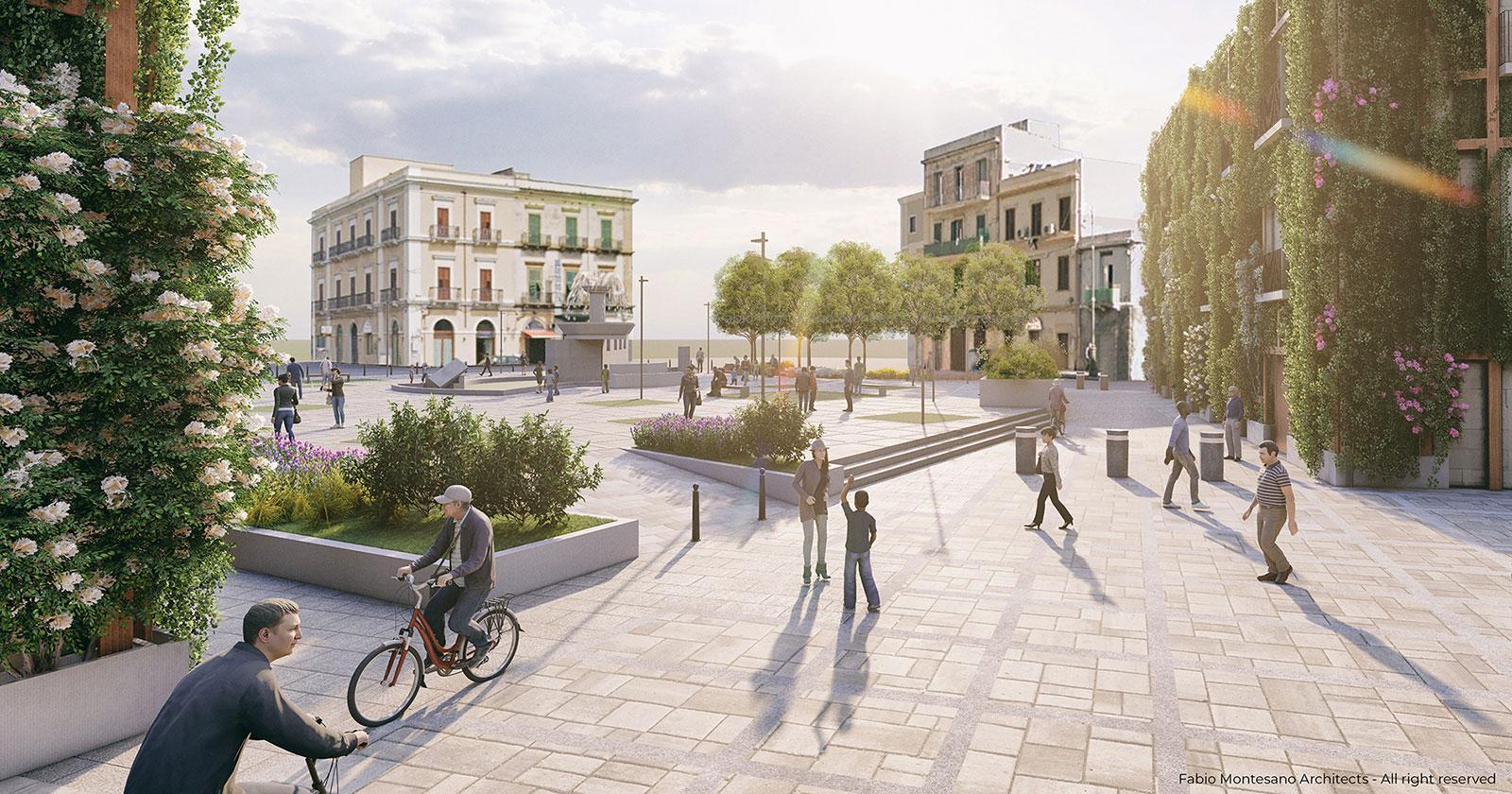 Taranto cambia. Vince il progetto del team di FMA architects