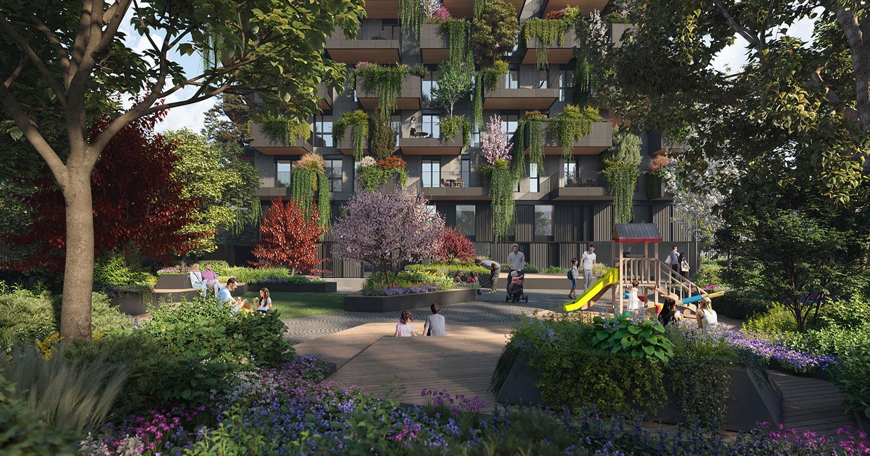 Avanza la foresta urbana a Milano, ecco il Bosconavigli di Stefano Boeri Architetti, Arassociati e AG&P Greenscape