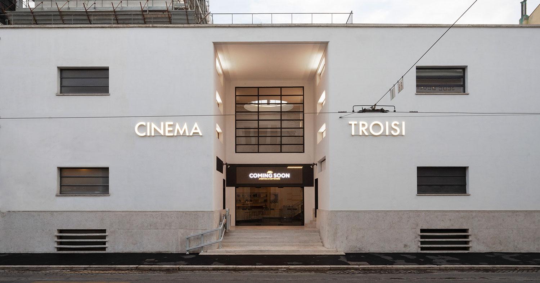 Roma, il Cinema Troisi riapre i battenti, rinnovato e pronto a rilanciare la settima arte nella Capitale