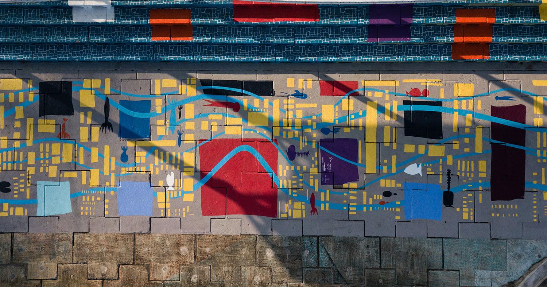 Waterfront Door / Into the Ocean. Il design italiano di Migliore+Servetto in Corea del Sud per disegnare un nuovo tappeto urbano