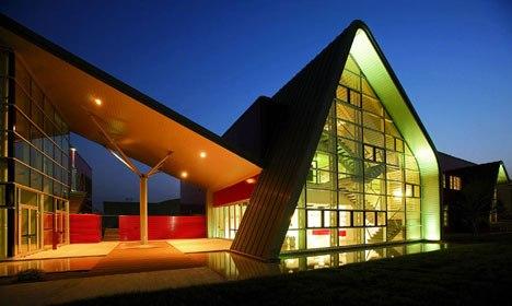 La nuova sede axo light presentazione progetto for Design di architettura online gratuito per la casa