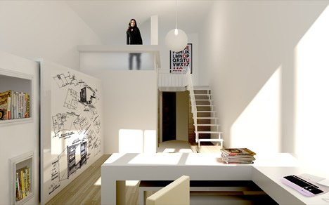 Simplelife per via quaranta for Calcolo metri quadri commerciali