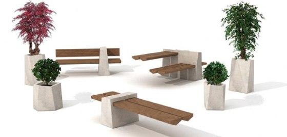 Sun lab 2011 i vincitori risultato concorso for Arredo urbano in legno