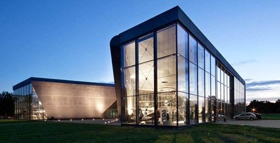 Arup premiato al 20th cemex building awards for Architettura moderna e contemporanea
