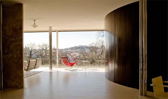 Villa tugendhat il capolavoro di mies torna al suo splendore - Casa tugendhat mies van der rohe ...