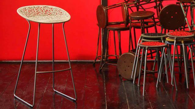 Gaga & Design presenta la sedia Bocca e lo sgabello Bar