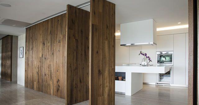 Il legno: materia viva e versatile