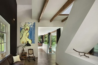 cottage-in-campagna-Santpoort-Noord-05