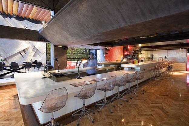 Il coffee shop rivoluzionario di Atene