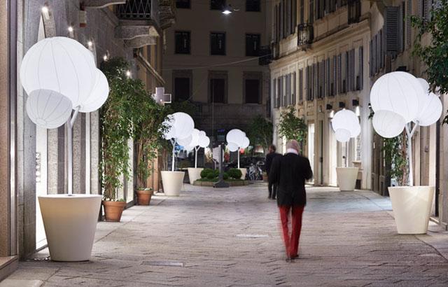 """""""La Grande Bellezza"""" : a Milano il design arriva dal cinema"""