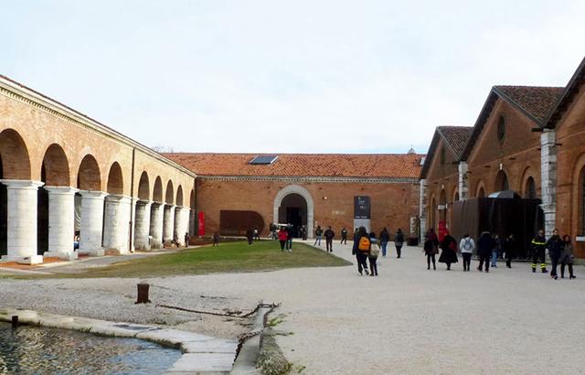 Artemide illumina il Padiglione Italia alla Biennale di Venezia