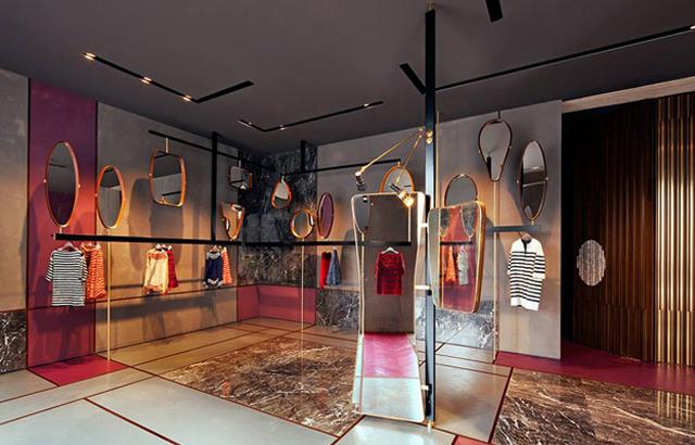 L'interior design si guarda allo specchio: Maurizio Pecoraro concept store