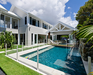 Southport Residence: l'interior design della Gold Coast