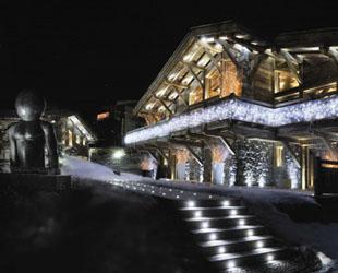 Vacanze a cinque stelle nelle Alpi