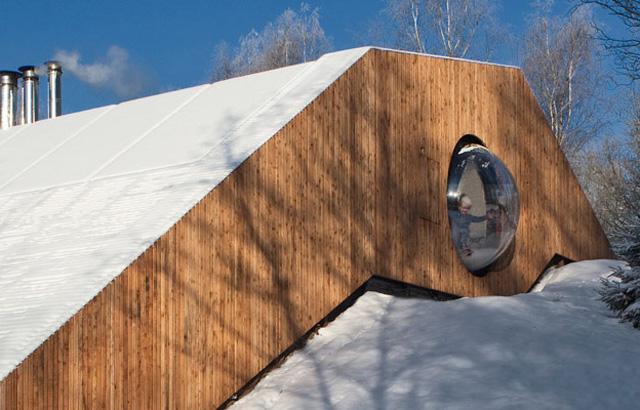 L'eco design olandese gioca a nascondino