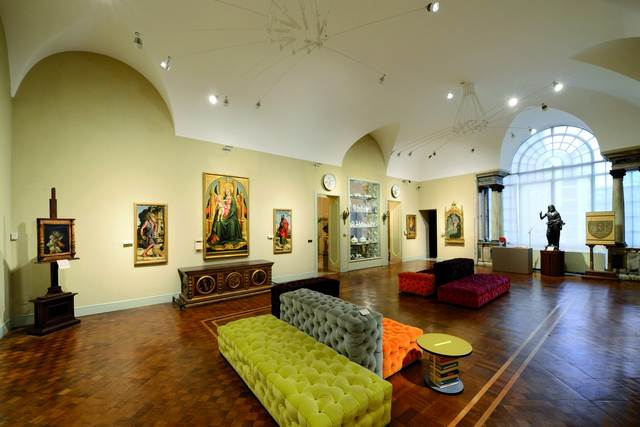 Una casa museo trasformata dai LED
