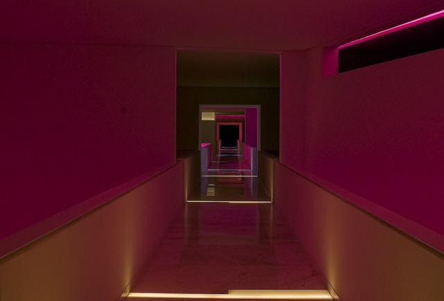 L'equilibrio cromatico dell'Hotel Encanto