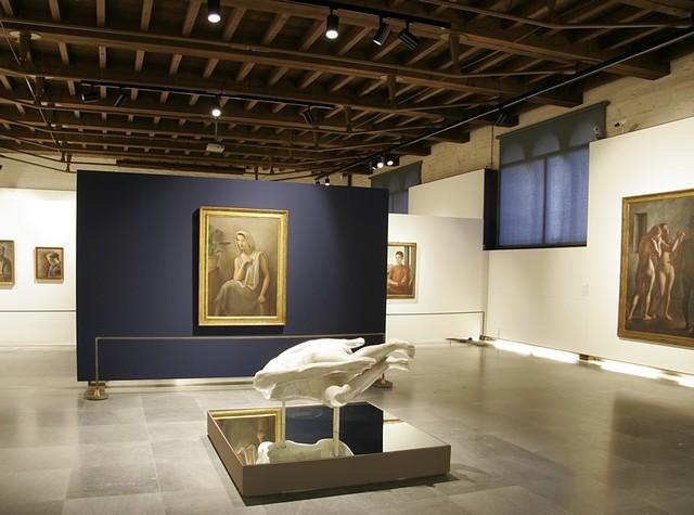 LED per iI nuovo museo della città di Verona