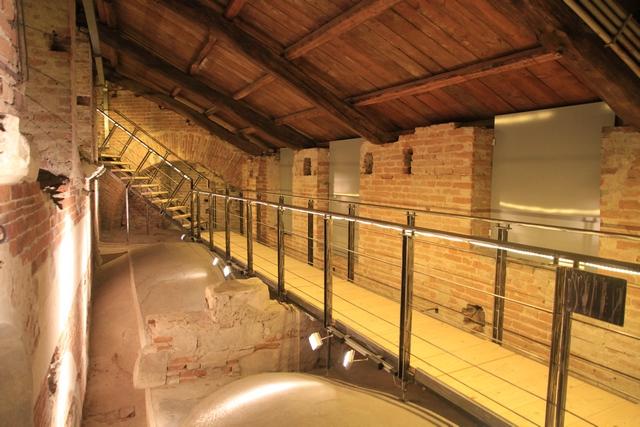 Un museo nel sottotetto del Duomo