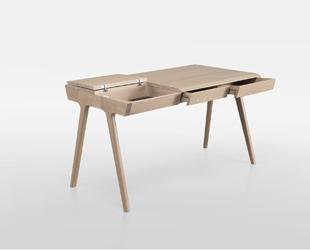 METIS desk open