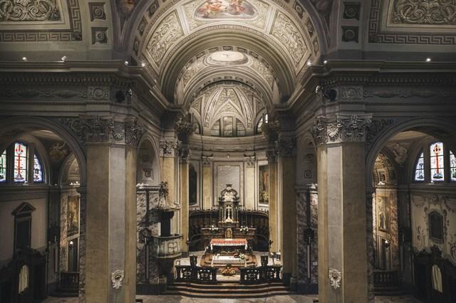 Relamping della Chiesa di S. Paolo