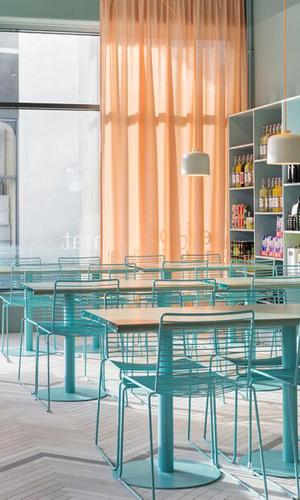 Fine Food: il locale dal minimalismo scandinavo a Stoccolma