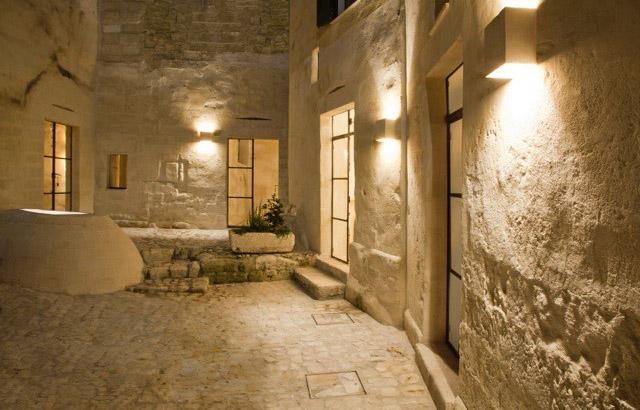 Hotel Corte San Pietro: la magia del tufo