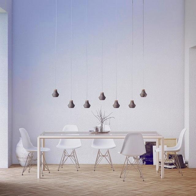 Le geometrie di luce: purezza e semplicità